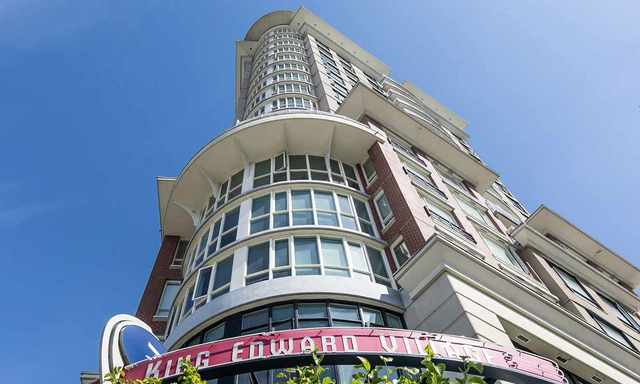 Sold Large 2 Bedrm Condo In King Edward Village 202